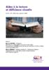 Accès au PDF - URL