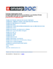 Accès au document en pdf - application/pdf